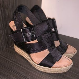 COACH Maryanne wedge espadrille